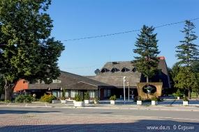 Отель Золотая Труба