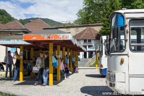 Автобус ходит до Белграда