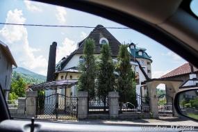 Интересный дом в Сербии