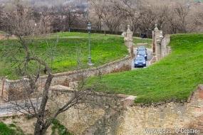 Дорога в крепость