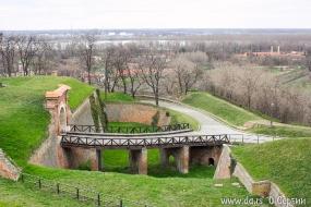 Мост в крепость Петроварадин