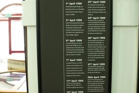Даты натовских бомбардировок