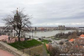 Петроварадинская смотровая площадка