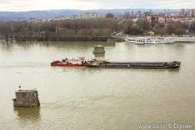 Плывет в Белград