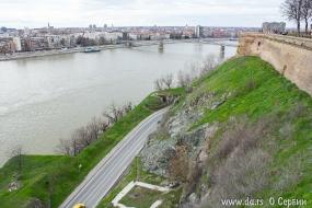 Вид на Нови Сад