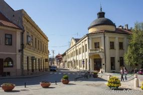Улица Патриарха Райячича