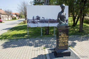 Памятник барону Врангелю