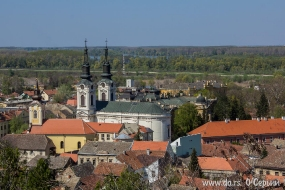 Вид на храм Св. Николая Чудотворца