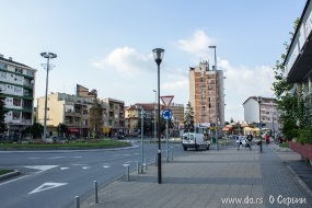 Площадь Вука Караджича