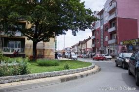 Улица Князя Милоша