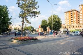 центр Лозницы