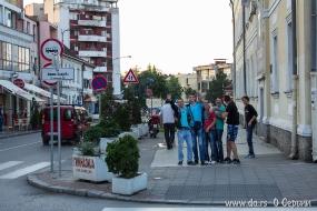 Лозница - молодежный город