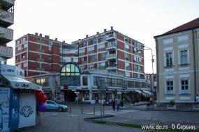 В Лознице много торговых центров
