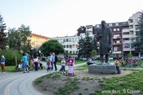 Памятник Йовану Цвийичу