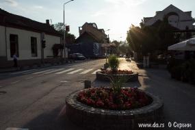 Вечер в Лознице