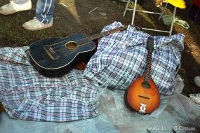 Мандолина, гитара... баса не хватает