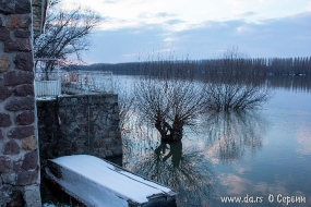 Зимнее половодье