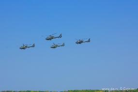 Вертолетная пилотажная группа ВВС Сербии