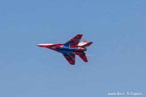 Одиночное выступление МиГ-29
