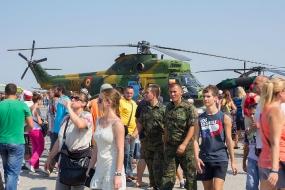 Вертолет IAR-330 Puma румынских ВВС