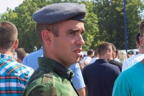 Сербский летчик