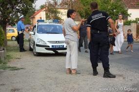 Сербская полиция - друг человека...