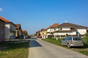 Дома в пригороде Нови Сада