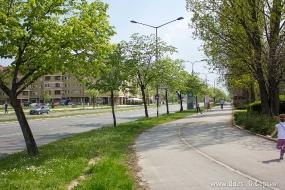 Весенние улицы