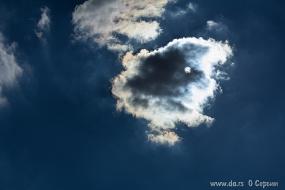 Небо Сербии