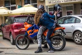 Мотоциклетка