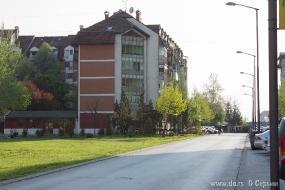 Улица Партизанских База