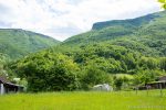 0123, Участок в живописном месте в пригороде Байина Башта рядом с рекой Дрина