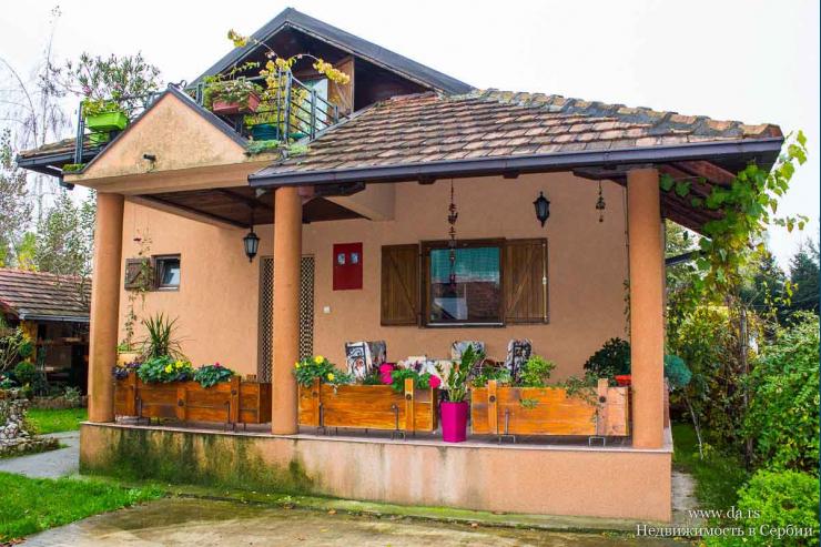 Дом на берегу реки Дрина