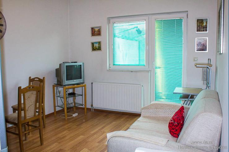 Квартиры в новом малоэтажном доме в Лознице