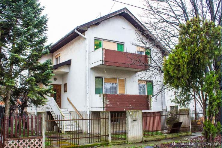 Большой дом в городе Зренянин