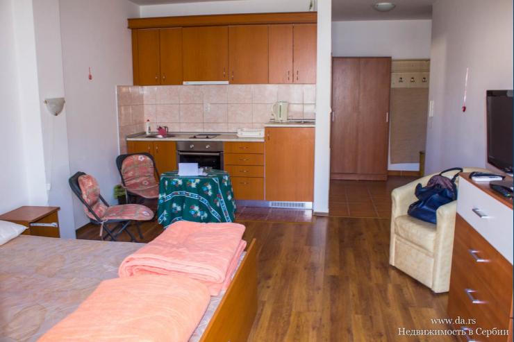 Квартира-студия на курорте Баня Ковиляча