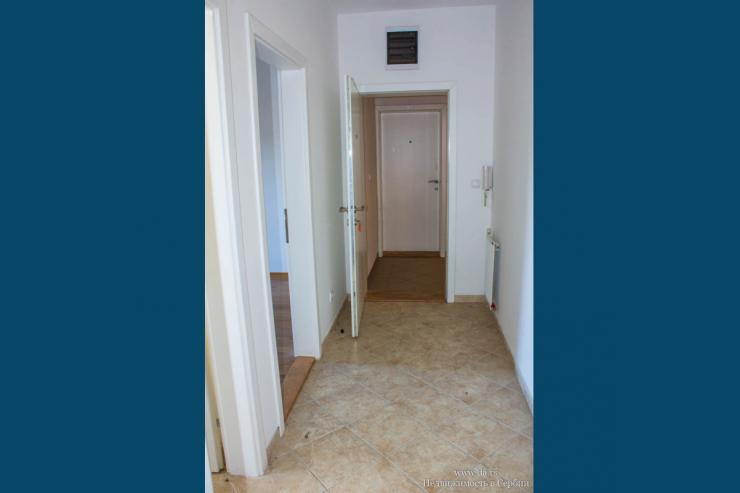 Двухкомнатная квартира в новом доме в центре Баня Ковиляча