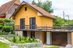 0254, Дом с садом в Баня Ковиляча на горе Гучево