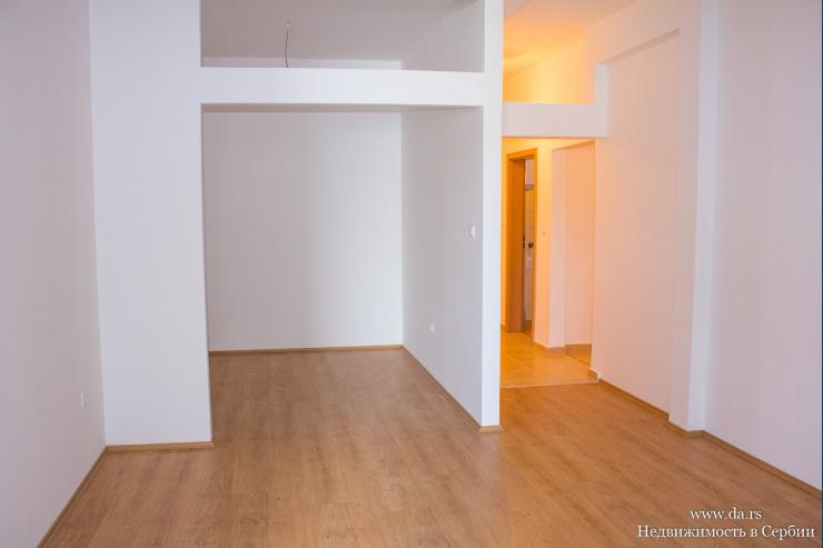 Новая двухкомнатная квартира в центре Баня Ковиляче