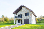 0302, Красивый дом с большим садом и видами на горы недалеко от Лозницы