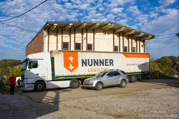 Продажа/аренда производственного помещения - склада в Лознице