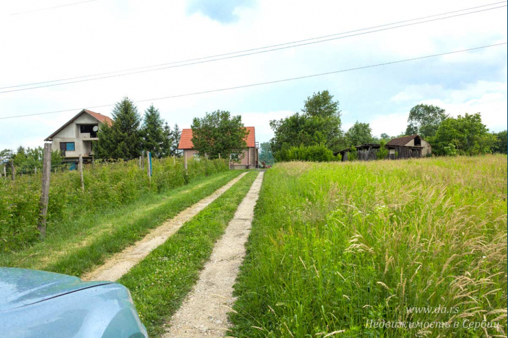 Участок 10 соток в городе Лозница