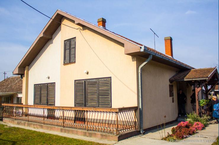 Дом в городе Шабац
