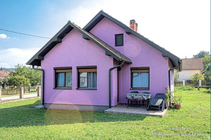 Интересный дом в Лознице