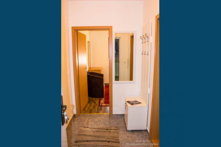 Двухкомнатная квартира в новом доме в Баня Ковиляча