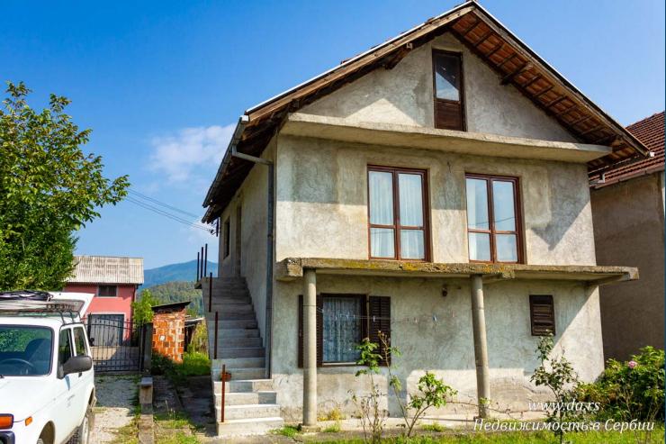 Дом в 50 метрах от берега Дрины