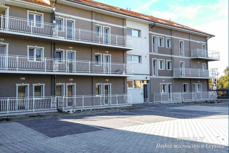 Новые квартиры по выгодной цене в Лознице
