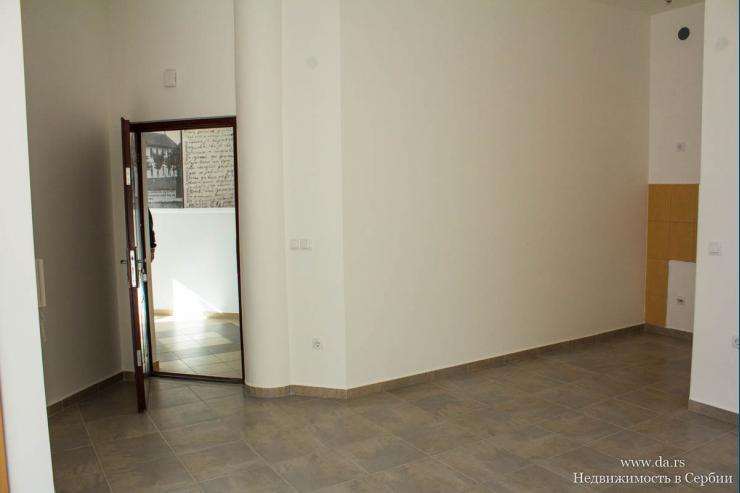 Новая двухкомнатная квартира в Баня Ковиляче