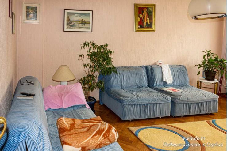 Двухкомнатная квартира в центре Лозницы
