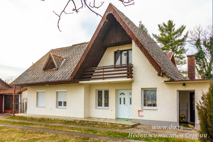 Недорогой дом недалеко от Лозницы